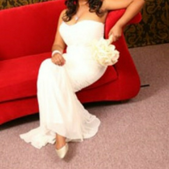 Cache Coeur Dresses & Skirts - Romantic Bridal Gown
